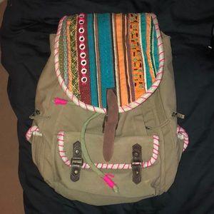 Free People Messenger Backpack